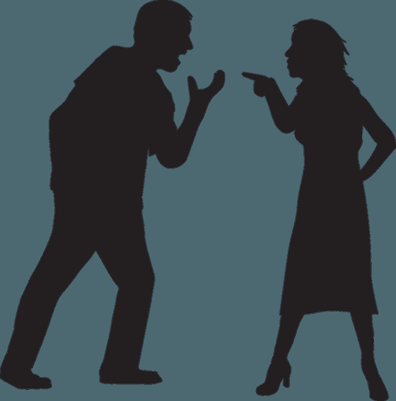 La Nueva Psicopatología (XI): Síndrome de la Pareja que Discute Demasiado