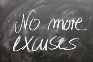 5 excusas para NO ir al psicólogo