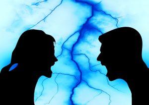3 formas de discutir en pareja